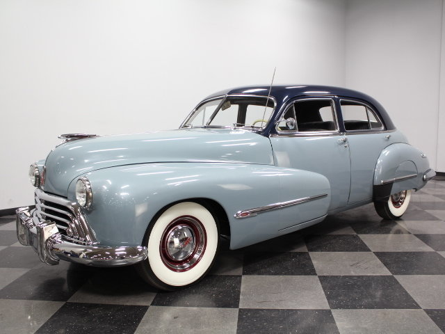 For Sale: 1946 Oldsmobile Ninety-Eight