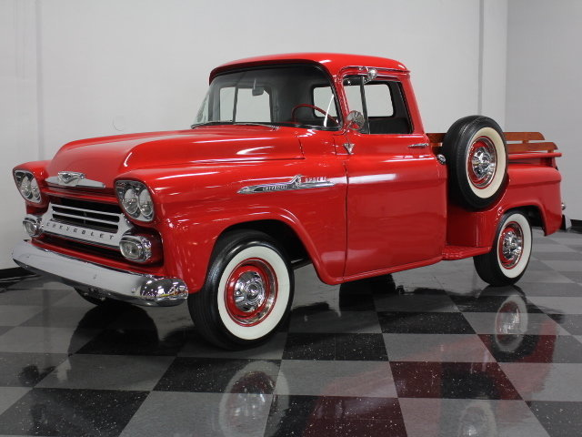 For Sale: 1958 Chevrolet Apache