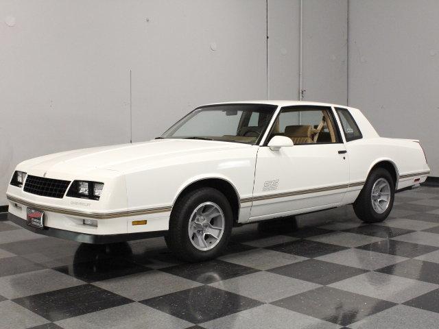 For Sale: 1988 Chevrolet Monte Carlo
