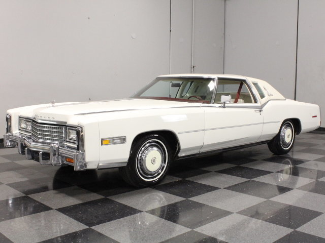 For Sale: 1978 Cadillac Eldorado