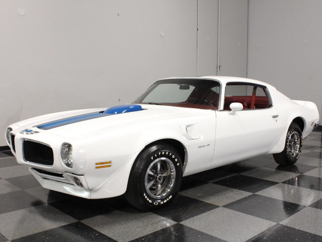 For Sale: 1970 Pontiac
