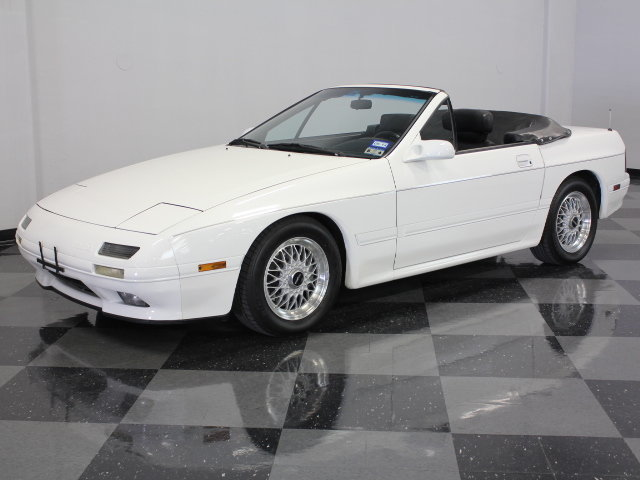 For Sale: 1991 Mazda RX7