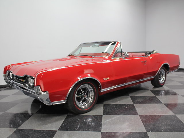 For Sale: 1967 Oldsmobile 442