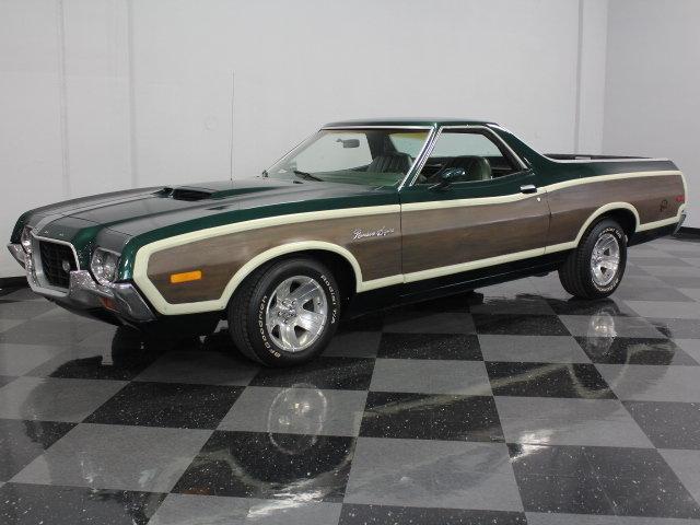 1972 Ford Ranchero