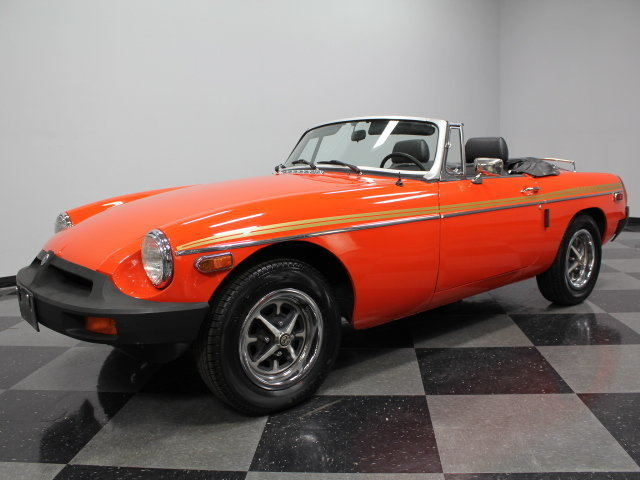 For Sale: 1980 MG MGB