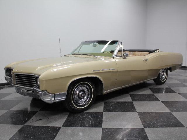 For Sale: 1967 Buick LeSabre