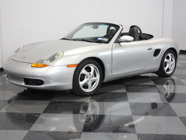 For Sale: 1999 Porsche Boxster