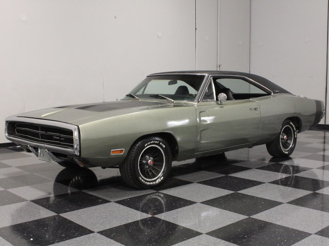 For Sale: 1970 Dodge Charger