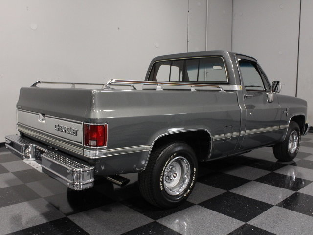 Classic 4X4 Trucks For Sale >> 1987 Chevrolet C10 | Streetside Classics - Classic & Exotic Car Consignment Dealer