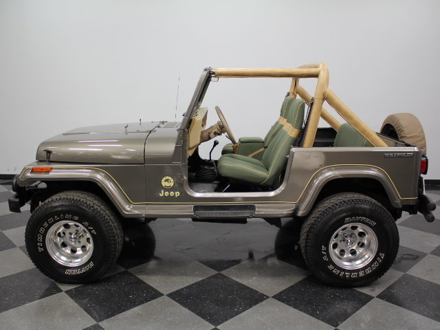 Jeep Dealer In Fort Worth >> 1989 Jeep Wrangler | Streetside Classics - The Nation's Trusted Classic Car Consignment Dealer
