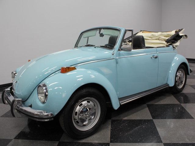 For Sale: 1971 Volkswagen Beetle