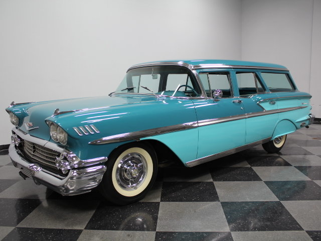 For Sale: 1958 Chevrolet Nomad