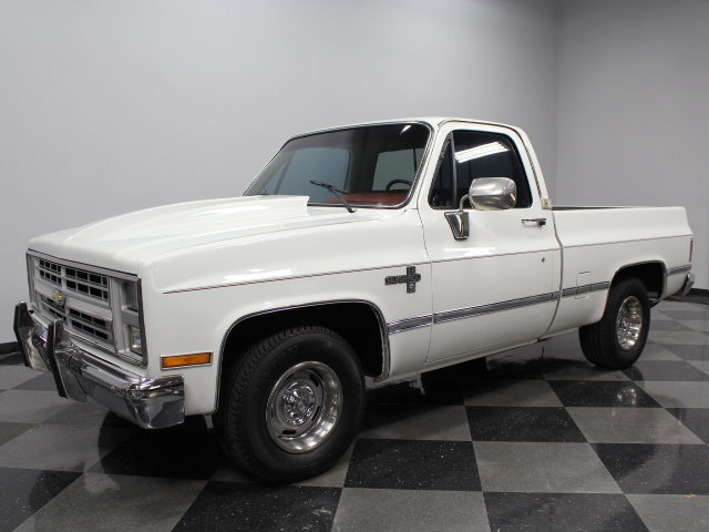 For Sale: 1986 Chevrolet C1500