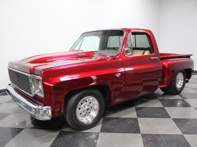 For Sale: 1976 Chevrolet C10