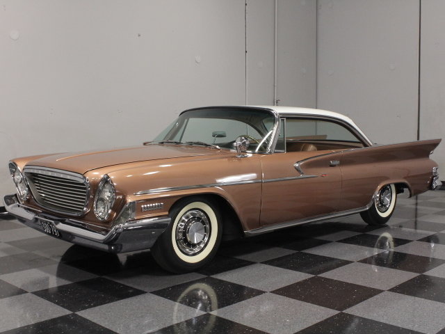 For Sale: 1961 Chrysler Windsor