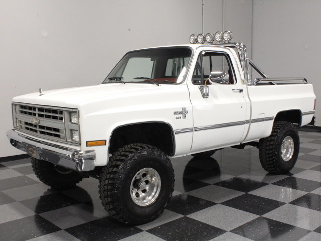 For Sale: 1987 Chevrolet C1500