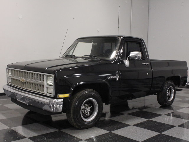 For Sale: 1985 Chevrolet C10
