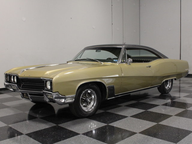 For Sale: 1967 Buick Wildcat