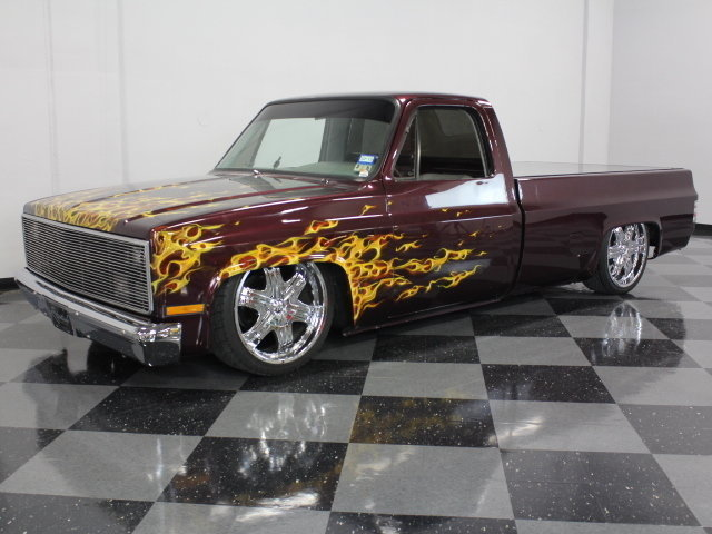 For Sale: 1983 Chevrolet C1500