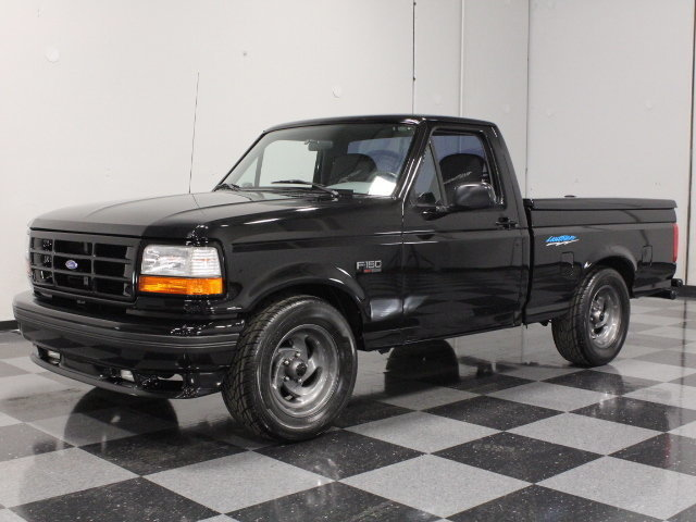 1996 Ford Lightning Specs >> 1995 Ford F-150 | Streetside Classics - The Nation's Trusted Classic Car Consignment Dealer