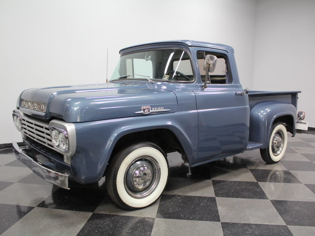 For Sale: 1959 Ford F-100