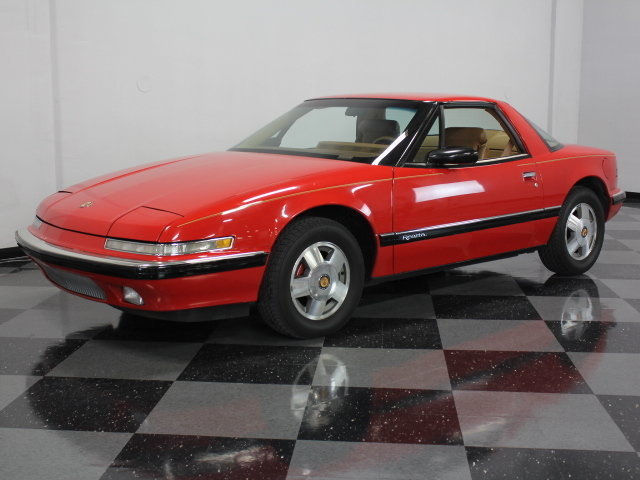 For Sale: 1989 Buick Reatta