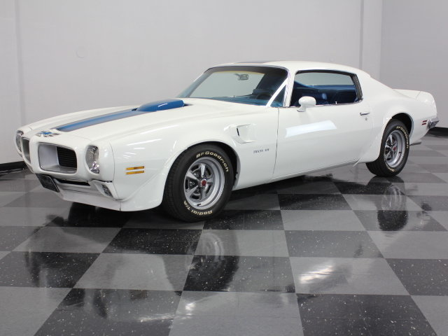For Sale: 1970 Pontiac Firebird