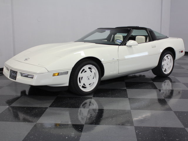 For Sale: 1988 Chevrolet Corvette