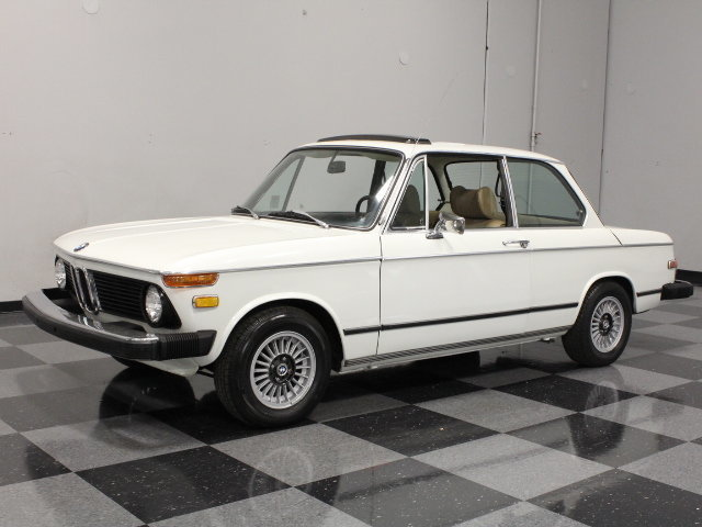 For Sale: 1976 BMW 2002