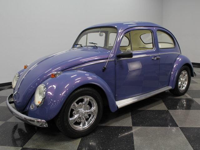 For Sale: 1961 Volkswagen Beetle
