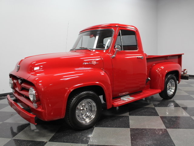 1955 Ford F-1