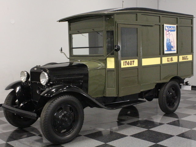 For Sale: 1931 Ford Model AA