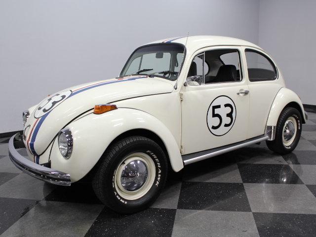 For Sale: 1972 Volkswagen Beetle