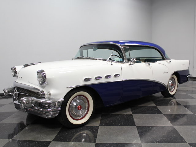 For Sale: 1956 Buick Century