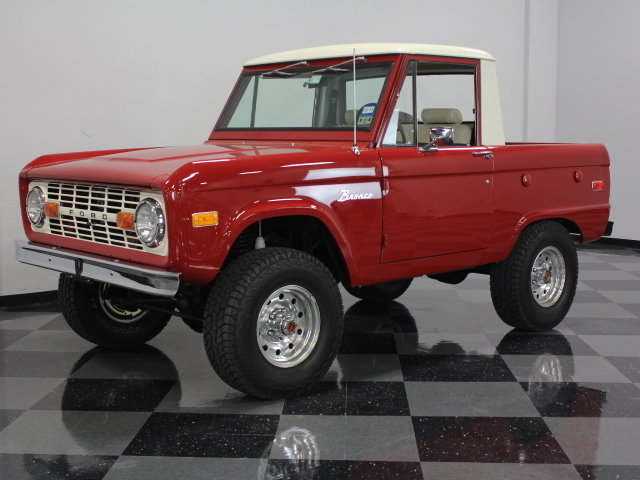1972 Ford Bronco | Streetside Classics - The Nation\'s Trusted ...