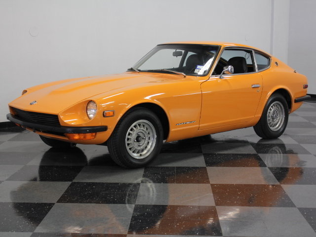 For Sale: 1972 Datsun 240Z