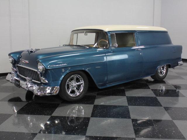 For Sale: 1955 Chevrolet Sedan