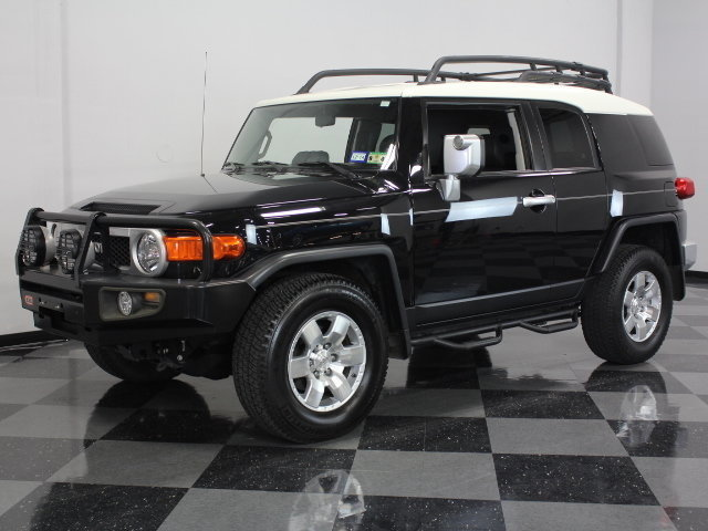 For Sale: 2008 Toyota FJ Cruiser