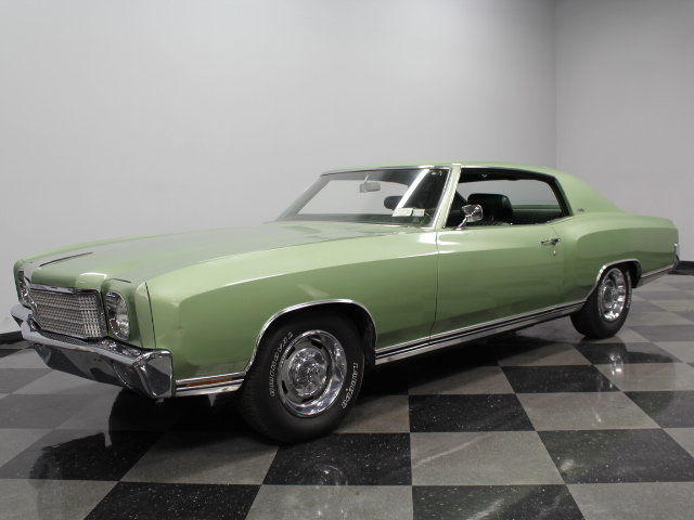 For Sale: 1970 Chevrolet Monte Carlo