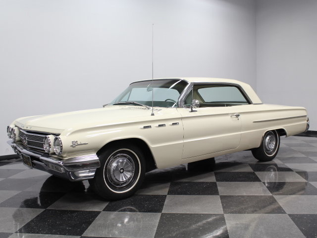 For Sale: 1962 Buick LeSabre