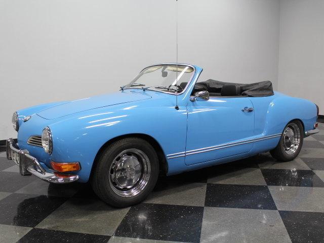 For Sale: 1970 Volkswagen Karmann Ghia