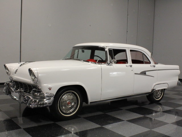 For Sale: 1956 Ford Customline