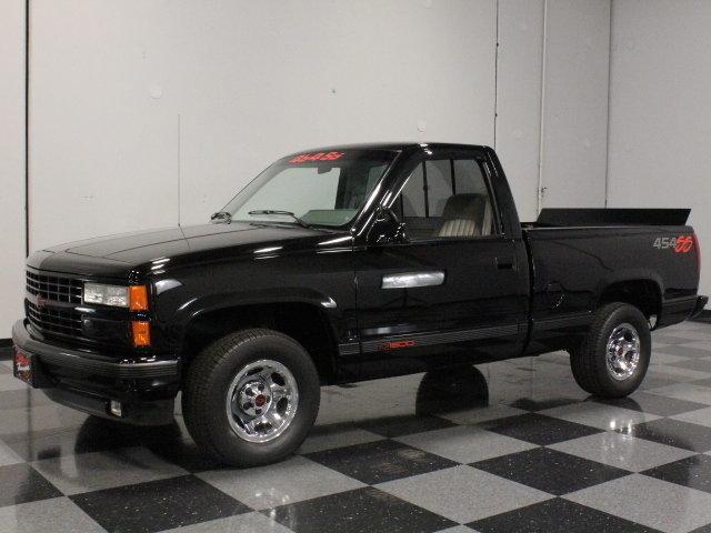 For Sale: 1993 Chevrolet C1500