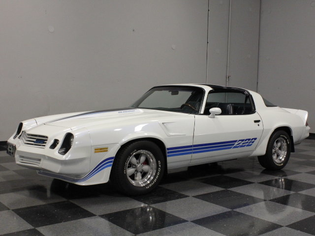 For Sale: 1980 Chevrolet Camaro
