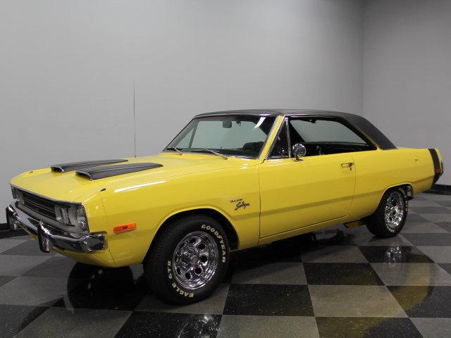 For Sale: 1972 Dodge Dart