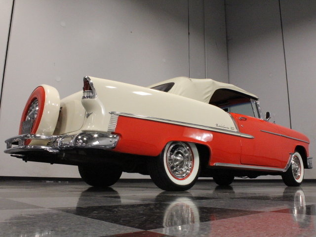 1955 Chevrolet Bel Air | Streetside Classics - The Nation ...