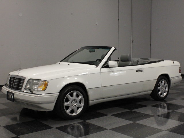 For Sale: 1995 Mercedes-Benz E320