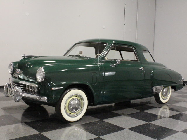 For Sale: 1948 Studebaker Champion