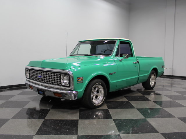 For Sale: 1972 Chevrolet C10