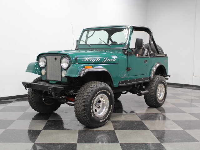 For Sale: 1981 Jeep